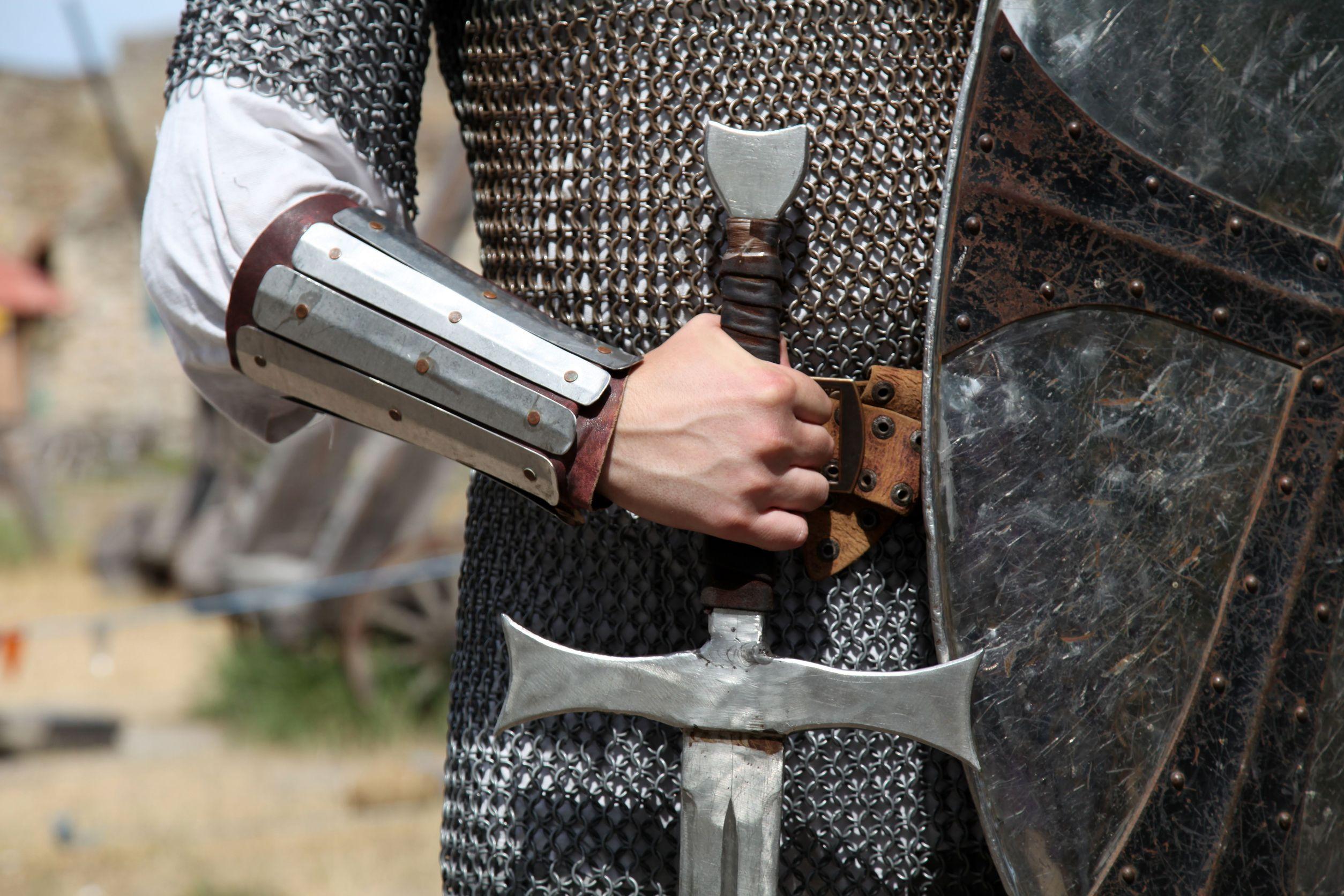 armor of god maurice overholt