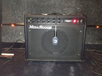 Mesa Boogie Amp front