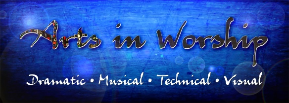 Arts In Worship Graphic