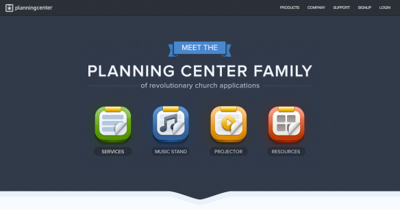 Planning Center Services