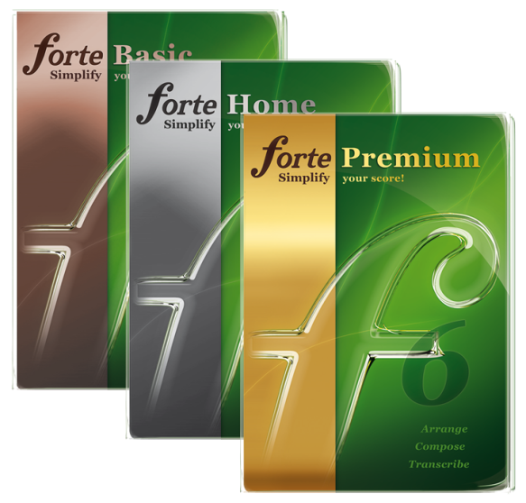 FORTE 6 3 Options